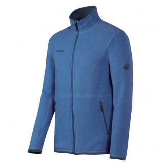 Mammut Jacke Herren Polar ML Jacket Men Blau Funktionsjacke Fleece M