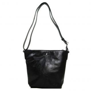 Esprit WHOOPI Schwarz 085EA1O040-E001 Handtasche Tasche Schultertasche