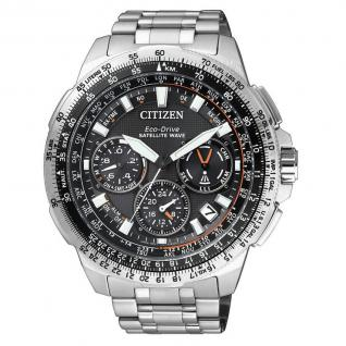 Citizen CC9020-54E Sky Eco Drive GPS Chronograph Uhr Herrenuhr Titan