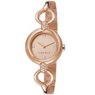 Esprit ES107332002 naomi rosegold Uhr vergoldet rose