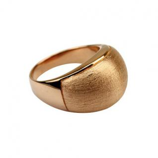 Quoins Damen Ring By Q Exclusive rose 52 (16.6)