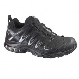 Salomon Damen Schuhe XA PRO 3D GTX W Schwarz Sportschuhe Gr 38 2/3