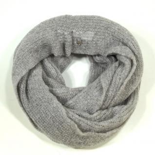 Esprit Schal Basic Knit Infini Grau 106EA1Q004-E040 Strickschal 94 cm