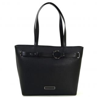 Esprit Fawn Shoppper Schwarz Handtasche Tasche Shopper