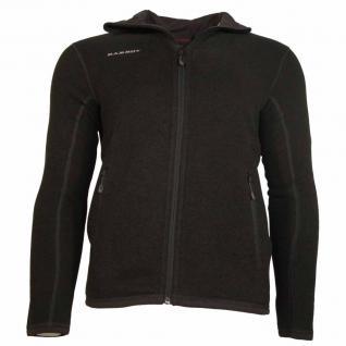 Mammut Strick Winterjacke Jacke Herren Polar ML Jacket Men Grau Gr. XL