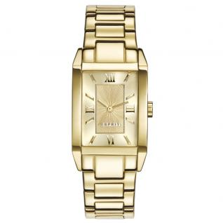 Esprit ESPRIT-TP000EO GOLD Uhr Damenuhr Edelstahl gold