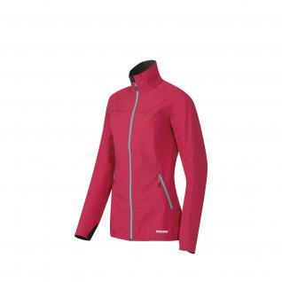Mammut Jacke Damen Ultimate Light Jacket Rot Softshell Wanderjacke M