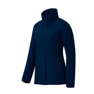 Mammut Jacke Damen Trovat Tour 2 in 1 HS Jacket Women Blau Outdoor S