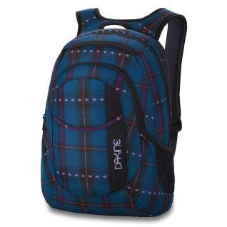 "Dakine 8210050-Suzie Garden Blau Lila Laptop 14"" Rucksack Schule 20L"