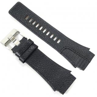 Diesel Uhrband LB-DZ1397 Original DZ 1397 Lederband