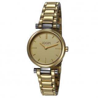 Joop JP101542005 101542 silver gold Uhr Damenuhr vergoldet gold