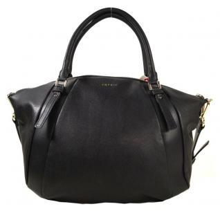 Esprit Nastya City Bag Schwarz 105EA1O013-E001 Handtasche Tasche