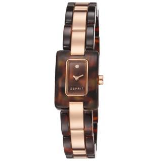 Esprit ES106492004 desert tortoise rosegold brown Uhr Damenuhr rose