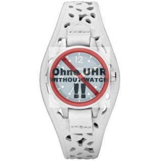 Fossil Uhrband LB-JR1259 Original JR 1259 Lederband 10 mm