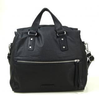 Esprit Fay City Bag Schwarz O76EA10014-001 Handtasche Schultertasche