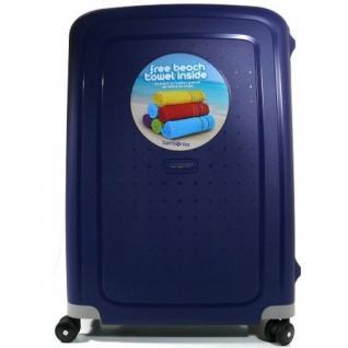 Samsonite 49307-1247 Trolley S-Cure Spinner Blau 69 cm Trolley Koffer