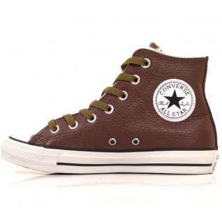 Converse Damen Schuhe CT All Star HI Braun 144727C Sneakers Gr. 36