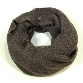 Esprit Schal Basic Knit Infini Taupe 106EA1Q004-E240 Strickschal 94 cm