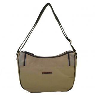 Tommy Hilfiger PAMELA Medium Crossover Braun Damen Handtasche Tasche