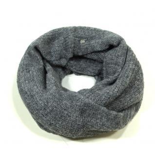 Esprit Schal Basic Knit Infini Grau 106EA1Q004-E020 Strickschal 94 cm