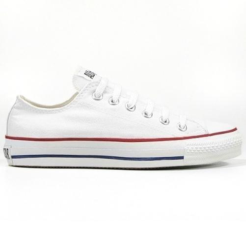 Converse Herren Schuhe All Star Ox Weiß M7652C Sneakers Chucks Gr. 43