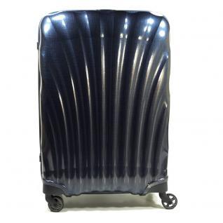 Samsonite 73350-1549 Cosmolite Spinner 69cm Blau Trolley Koffer 68 L