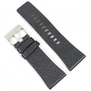 Diesel Uhrband LB-DZ7203 Original DZ 7203 Lederband 30 mm