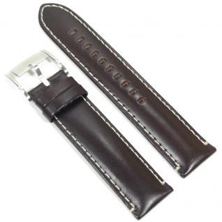 Fossil Uhrband LB-FS4497 Original FS 4497 Lederband 22 mm