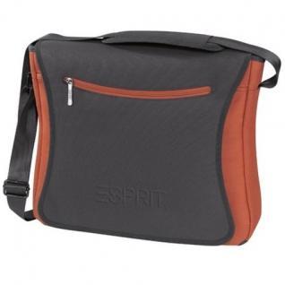 """Esprit messenger bag orange 16533 Laptoptasche 15"""" Messenger Bag"""