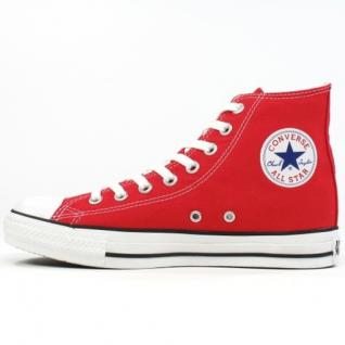 Converse Herren Schuhe All Star Hi Rot M9621 Chucks Sneakers Gr. 44