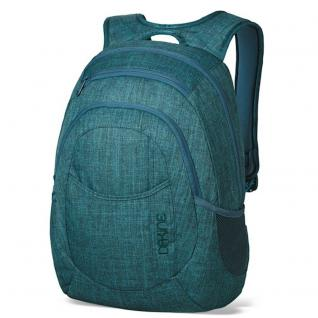 "Dakine 8210050-Emerald Garden Blau Laptop 14"" Rucksack Schule 20L"