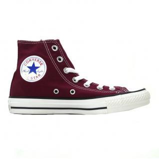 Converse Damen Schuhe All Star Hi Maroon Rot M9613C Sneakers 39, 5