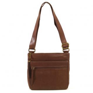 Fossil Corey Crossbody Braun ZB6845-200 Handtasche Tasche Leder