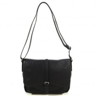 Esprit Katrin shoulderbag Schwarz 106EA1O002-E001 Tasche Schultertasche