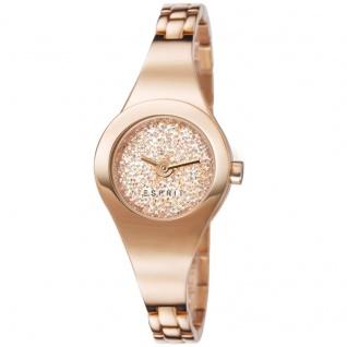 Esprit ES107252003 lilith dazzle rosegold Uhr vergoldet rose