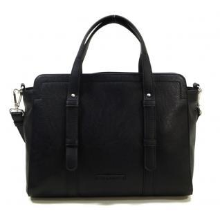 Esprit Ira City Bag Schwarz Handtasche Tasche Schultertasche