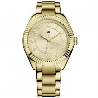 Tommy Hilfiger 1781345 MAXI Uhr gold