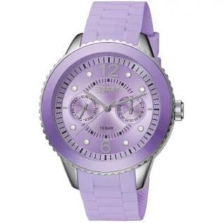 Esprit ES105332023 marin 68 speed pastel purple Damenuhr Datum lila