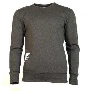 G-Star Herren Langarmshirt Shirt Thys R Sweater Longsleeve Grau XXL