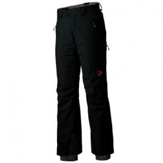 Mammut Herren Ski Hose 1020-04992-0001 Sella Pants Schwarz Gr. 52