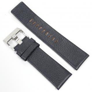 Diesel Uhrband LB-DZ1247 Original Lederband DZ 1247