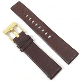 Diesel Uhrband LB-DZ5127 Original Lederband DZ 5127