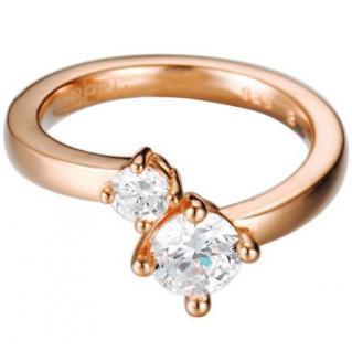 Esprit ESRG92139C Damen Ring svelte sparkle rose Silber rose 53 (16.9)