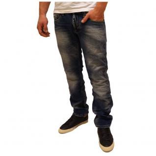 M.O.D Herren Jeans Hose AU14-1014-813 Thomas Canyon blue Gr. 31W / 34L