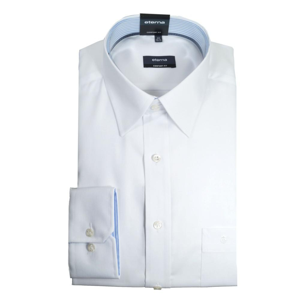 eterna herrenhemd hemd langarm 8207 00 e148 comfort fit. Black Bedroom Furniture Sets. Home Design Ideas