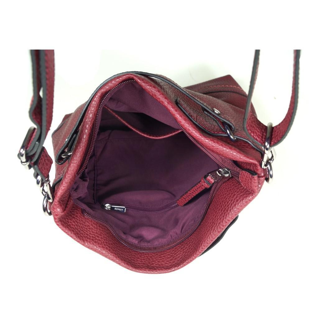 esprit katrina s tote rot handtasche tasche schultertasche kaufen bei city juwelier scherbauer. Black Bedroom Furniture Sets. Home Design Ideas