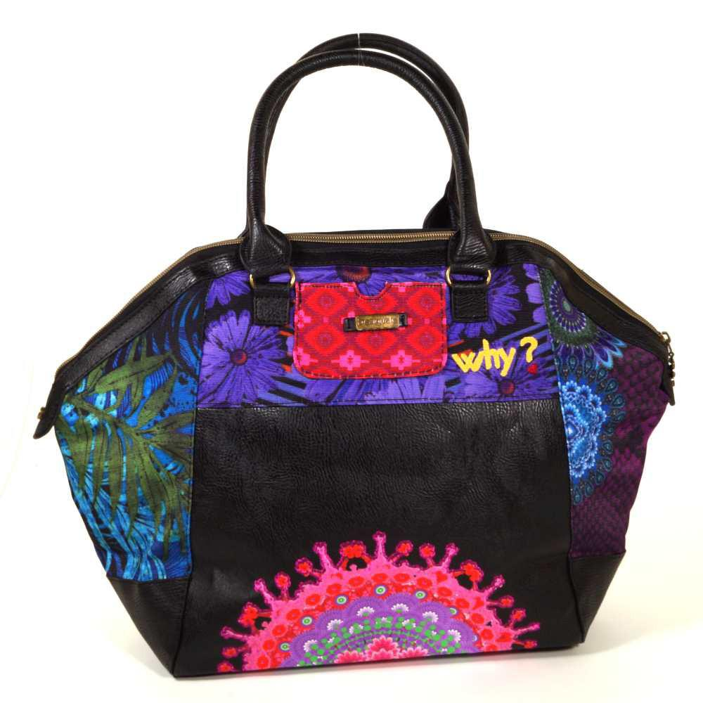 desigual monaco diverdelix schwarz 47x5183 3053 handtasche tasche kaufen bei city juwelier. Black Bedroom Furniture Sets. Home Design Ideas