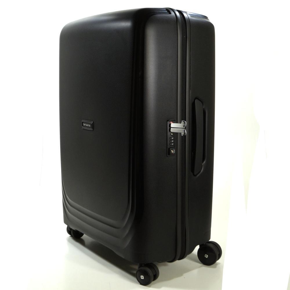 samsonite 72688 2368 optic spinner 75 cm schwarz trolley koffer 115 l kaufen bei city juwelier. Black Bedroom Furniture Sets. Home Design Ideas