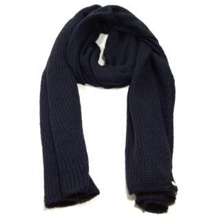 Esprit Schal COSY knit Blau 104EA1Q017-E486 Strickschal 234 cm