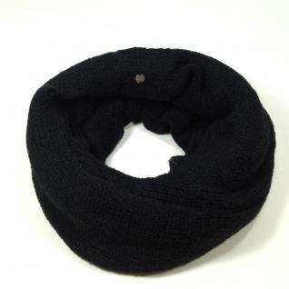 Esprit Schal Basic Knit Infini Schwarz 106EA1Q004-E001 Schal 94 cm